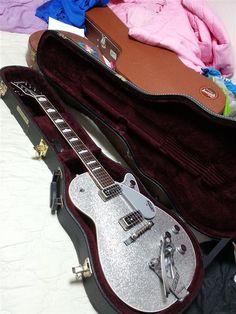 Gretsch G6129 | 26.5jt Gretsch, Music Instruments, Sweet, House, Ideas, Guitars, Candy, Haus, Thoughts