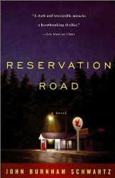 500 Books: Book 3: Reservation Road
