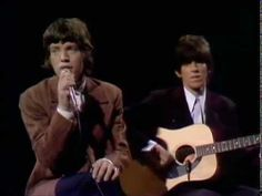 """THE ROLLING STONES - LIVE 1966 - """"As Tears Go By"""""""