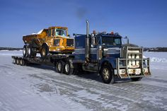 Ice Road Truckers TV | Ice Roads Truckers