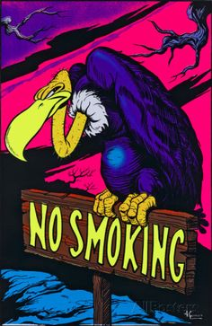 No Smoking Prints at AllPosters.com