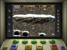 Бонус игра! Как выиграть в игровой автомат скалолаз, в казино онлайн!