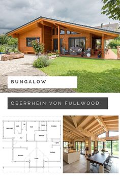 Country House Design, Small House Design, Cottage Design, Farm Cottage, Cottage Plan, Rest House, House In The Woods, Bungalows, A Frame House Plans