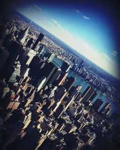 NYC skyline november 2015