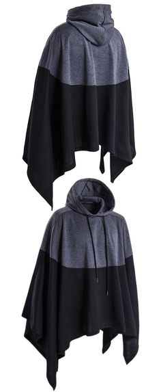 BNWT Nomads Button Poncho Cotton /& Wool Freesize Ethical RRP £65