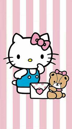 Gambar Wallpaper Hello Kitty Terbaru