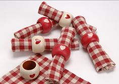 Hearts & gingham