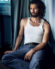 Promoting Game of Thrones' sixth season, Michiel Huisman appears in a photo shoot for El Pais Icon. The Dutch actor links up with photographer Michael Schwartz (De Facto Inc.) for the occasion. Embracing contemporarystaples, Husiman is styled by Angela Esteban Librero. The 34 year-old actor is pictured in a wardrobe that includes Louis Vuitton, Calvin...[ReadMore]