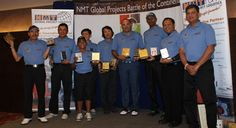 Team Asia triumph again to win the NMT battle of the continents for the 2nd year running #sharjah #golf #uae