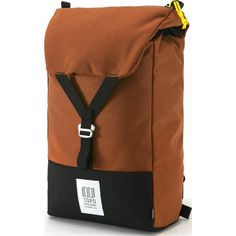 Topo Designs Y-Pack Backpack | Clay