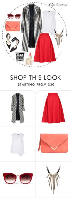 """20.04.2016"" by olgacontrast on Polyvore featuring мода, Relaxfeel, TIBI, 3.1 Phillip Lim и Barton Perreira"