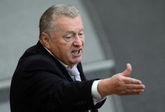 Zhirinovsky put on mourning for Cyprus and private property in the EU