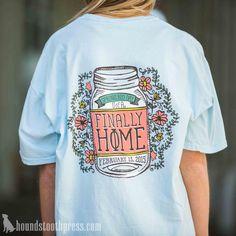 Bid Day t-shirt.