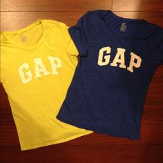 Bundle of GAP shirts. Perfect ❤️ Bundle of GAP shirts. Perfect ❤️ GAP Tops Tees - Short Sleeve
