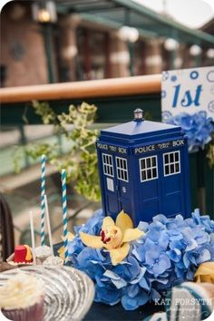 Adding geeky touches to your wedding.