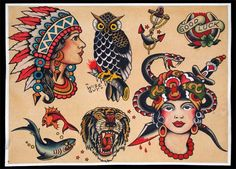 Sailor Jerry Flash Reproduction | Flickr - Photo Sharing!