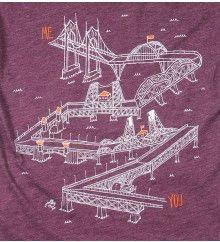 Women's Portland Bridges