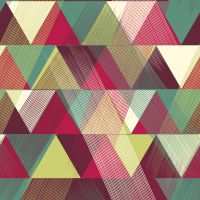 Crunchy: Love this pattern and the colours in it. Subdued, yet at the same time lots of detail and depth.