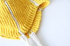 Granny knits: 3 months