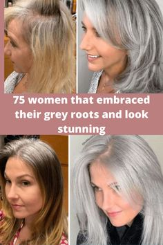 It's normal nowadays to want to run away from your grey hair. They can be a constant reminder of the unstoppable force of aging and may not always look pleasant to the eye. Three years ago, a female client walked into a salon in California that belonged to colorist Jack Martin. The woman was tired of having to dye her hair constantly from grey to brown every 3-4 weeks. Kitchen Bar Design, Pregnancy Problems, Most Beautiful Birds, Eye Makeup Steps, Cool Hair Color, Grey Hair, Looking Stunning, Tuf 20, Hair Goals