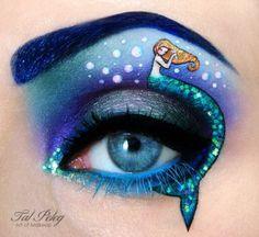 Eyeshadow Art | Makeup Artists - Inked Magazine