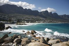 Photoblog: Mountains, Beaches and Bays of Cape Town, South Africa. #VisitSouthAfrica