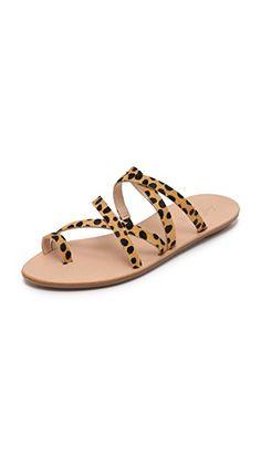 601c9f880ef50 Loeffler Randall Sarie Sandals Flat Sandals