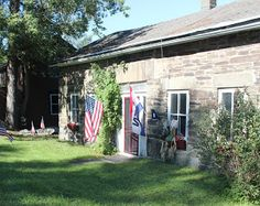View from the back street: Memories of the past, the Old Town of Eaton Museum...