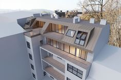Dach B Royce, Selfies, Mansions, House Styles, Home Decor, Renewable Sources Of Energy, Contemporary Architecture, Detached House, Decoration Home
