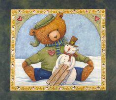 Country Bear   Teresa Kogut, artist