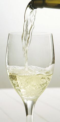 white wine - this is a food....right?