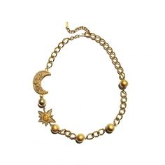 Vintage Ugo Correani necklace, c. 1980