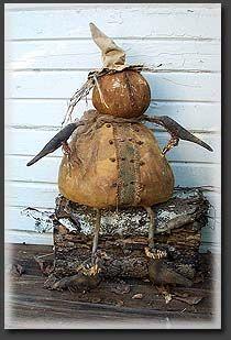 Halloween Old Style Primitive Autumn Pumpkin Man ~ Pattern Halloween Sewing, Halloween Doll, Vintage Halloween, Fall Halloween, Halloween Crafts, Halloween Stuff, Halloween Decorations, Halloween Tricks, Halloween Images