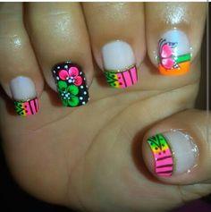 Mandala, Nail Designs, Angel, Beauty, Color, Sour Cream, Nail Art, Nail Bling, Work Nails