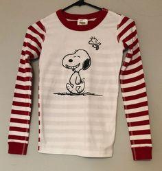 150 sizes 12 Hanna Andersson Peanuts Snoopy Halloween Pajamas boys girls