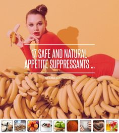 17 Safe and #Natural Appetite Suppressants ... - #Weightloss