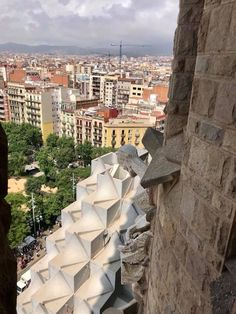Gaudi started project in 1883 and it is still under construction. Antoni Gaudi, Under Construction, Facade, Spain, Passion, Architecture, Modern, Arquitetura, Facades