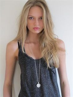 Polaroids/Digitals - Polaroids Romee Strijd January 2012