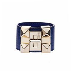 Emilio Pucci leather cuff | Pre-Spring Summer 2013 Accessories