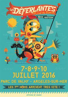 Les Deferlantes Festival 2016
