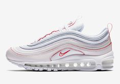 purchase cheap 44c1c 3b024 Nike Air Max 97 OG Sakura Pink available for you in our store! They are  fashion made and have a high quality! If you want to have Nike Air Max 97  OG ...