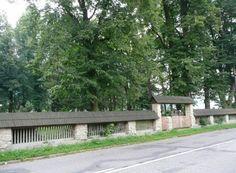 27 Polhorský cintorín Sidewalk, Country Roads, Walkway, Walkways