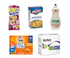 New Coupons: Welch's, Swanson, Palmolive + More!