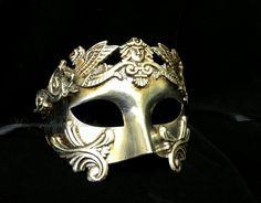 My Mask for the Next Ballroom Party at the Capulets.