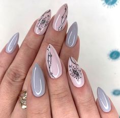 Nail Tips, Nails, Beauty, Finger Nails, Ongles, Beauty Illustration, Nail, Nail Manicure
