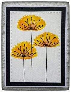 Watercolor Beginner, Watercolor Art Lessons, Watercolor Painting Techniques, Watercolor Paintings, Watercolor Birthday Cards, Abstract Watercolor, Watercolor And Ink, Watercolor Flowers, Happy Paintings
