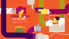 Scroll down animation by Loulou and Tummie , via Behance