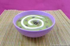 • Crema di zucchine e yogurt - Ricetta Crema di zucchine e yogurt di GnamGnam