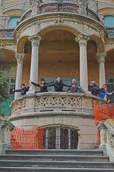 Si aprono le porte di Villa Zanelli, gioiello Liberty di Savona