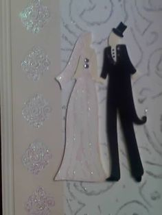 Card for a wedding